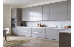Wooden Modern Kitchen Cabinet