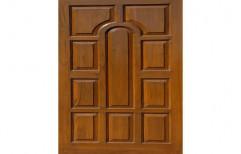 Woodtec Hinged WPC Solid Doors