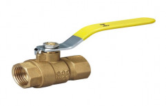 Worth Manual Brass Ball Valves, For Industrial