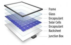 100 W Vikram Mono Crystalline Solar PV Panel