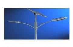 12 W Iron Outdoor Solar LED Street Light