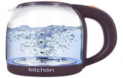1500 Watts Electric Glass Kettle, Capacity: 1.8 Liter