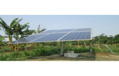 2 HP Solar Submersible Water Pump