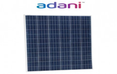 27.05 - 30.15 V Poly Crystalline ADANI Solar Panels, 320