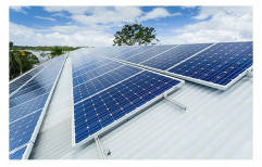 3-4 Kwh Solar Rooftop System