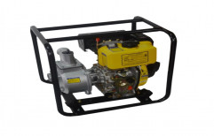 3.6 Kw Kisankraft KK-WPDV-173 Diesel Water Pump, 4-stroke,Single Cylinder