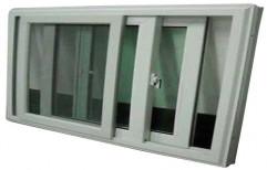 3 Track UPVC Sliding Windows