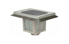 3 W LED Solar Garden Light, IP Rating: 66