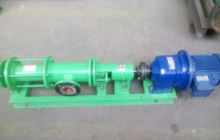 36 Bar Sewage Pump