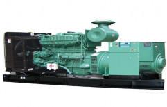 500 kVA Perkins Silent DG Set