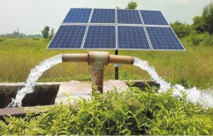 Agricultural Solar Water Pumping System, 2 - 5 HP