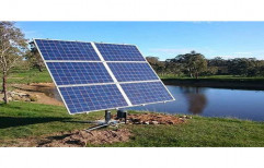 Agriculture Solar Water Pumping System, Power: 1 to 10 HP