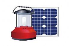 Aluminum, Glass ARP Solar LED Lantern, 3 To 5 W
