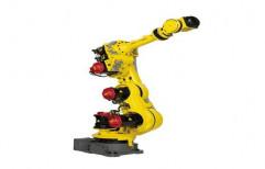 Articulated R-1000iA/120F-7B Fanuc Robot, Number Of Axes: 7 Axis (j1,J2,J3,J4,J5,J6,E1)