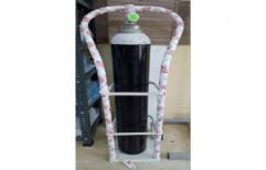 B-Type(10 Litre) Medical Oxygen Cylinder, Working Pressure: 250 kgf/cm2