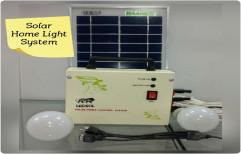 Battery Solar Home Light System, For Residential, Capacity: 6V 4.5AH