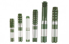 Borewell Power Submersible Pump, Capacity: 2400 to 60 LPM