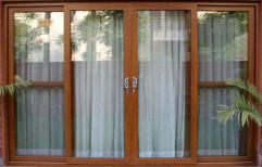 Casement White Upvc Windows, for Home
