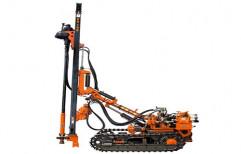 CD100 Crawler Drill