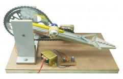 Chain Driven Robotic Arm