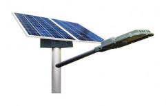 Cool White LED Solar Street Light, Input Voltage: 24 V