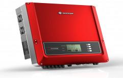 DC On Grid Goodwe Solar Inverters, Capacity: 1-60 kW