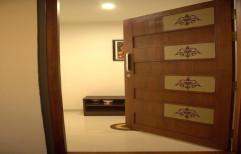 Designer Laminated Door