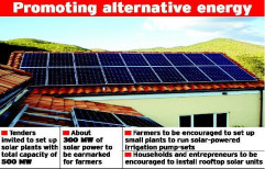 Domestic Solar Home Light Systems