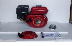 ECO 6.5 Hp Petrol Engine Water Pump, 4 Stroke, Model Name/Number: El 65