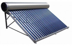 Electra Solar Water Heater, Capacity: 200 LPD
