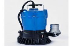 Electric Dewatering Pump, 2 - 5 HP