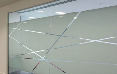 Frosted Glass, Thickness: 5-20mm