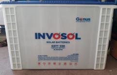 Genus solar Battery 150 AH, 5 year Full gaurantee