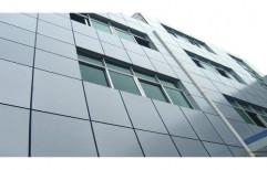 Grey Aluminium Composite Panel
