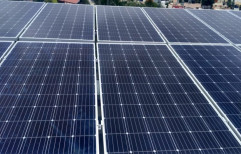 Grid Tie Solar Roof Top System, Plant for Commercial