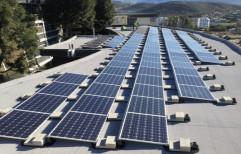 Hybrid Rooftop Solar Plant, Capacity: 1 Kw