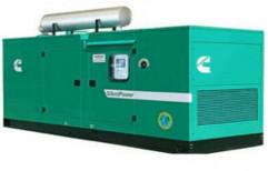 Jackson Air Cooling Cummins Diesel Generator Set, Model No.: JSPF 7.5X