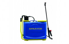 Joel Battery Operater Agricultural Hand Sprayer, Capacity: 16 liters, Model Name/Number: 2in1-16LTR