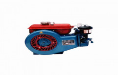 KISAN KRAFT 2.5HP Diesel Engine Pump(KK-DEH-165F), 2 - 5 HP, 4-stroke Air Cooled