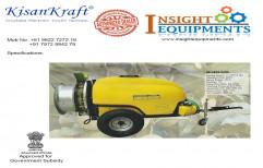 kisankraft yellow Orchard Sprayers, Model Name/Number: KK-ABOS-0600, Capacity: 10 Ltr