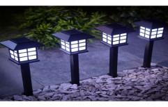 LED Sun Solar Garden Light