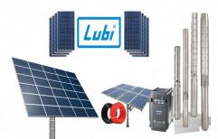 LUBI AC Solar Irrigation System for Agriculture, 415 V
