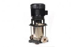MALHAR 0.5 Vertical Inline Multistage Pump, Model: VIL - 2-20,SS-316, Model Name/Number: Vil - 2-20