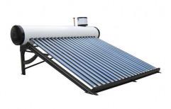 ME Stainless Steel Solar Water Heaters, 100 lpd, Warranty: 12 Months
