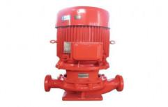 Metal Fire Fighting Pump, Voltage: 220 V