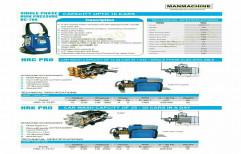 Metal Three Phase High Pressure Water Wash Pump, Model Name/Number: Man Machine -Hrk And Hrc, Pump Size: 3x2