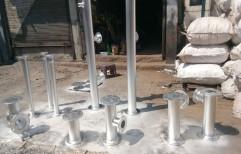 Mild Steel Pump Header
