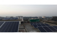 Mounting Structure Off Grid Residential Solar Rooftop, Capacity: 10 Kw