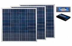 Mounting Structure Off Grid Solar Renewable Energy Systems, Capacity: 2 Kw