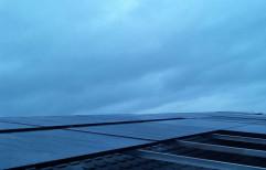 NANOSOLARS Roof Top Solar Power Plant -WITH CRYSTALLINE PANELS